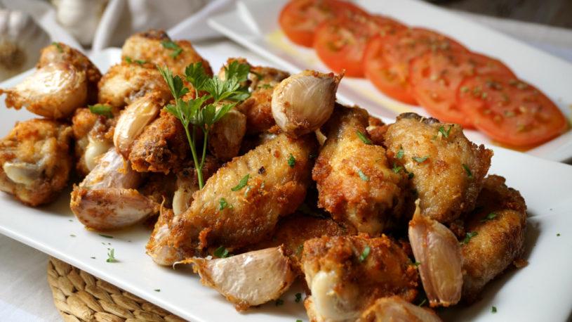 Pollo Al Ajillo Arguiñano Recetas Pollo Al Horno