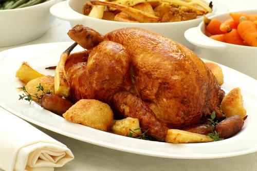 Pollo De Corral Al Horno Arguiñano Recetas Pollo Al Horno